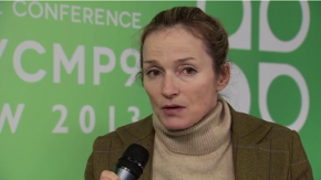 COP19: Stephanie Hodge, Programme Specialist, Education, UNICEF