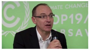 COP 19: Chris Dodwell on implementing policy in Africa
