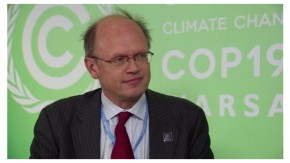 COP19: 'We don't have much time left' warns Jean-Pascal van Ypersele