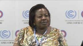 Gertrude Kenyangi