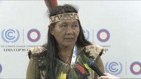 Gloria Ushigua Santi