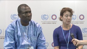 Mamadou Honadia, Marcia Levaggi