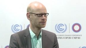 COP20: Niklas Höhne, New Climate