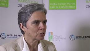 Carbon Expo: Francoise Clottes, Srilanka & Maldives Directors, World Bank