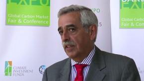 Carbon Expo: Enrique Nieto Ituarte, Dir. Sustainable Projects, Nafinsa, Mexico