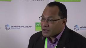 Carbon Expo: Kosi Latu, Deputy Director General Sprep Proe