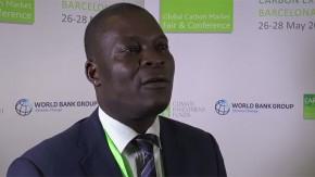 Carbon Expo: Perter O. Odhengo, Nat. Coord. Greening Kenya Initiative