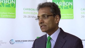 Carbon Expo: Paddy Padmanathan, CEO ACWA Power