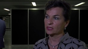 Carbon Expo: UN climate chief Christiana Figueres