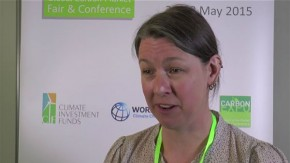 Carbon Expo: Jen Tweddell from Global Alliance for Clean Cookstoves