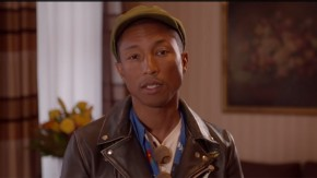 "Pharrell Williams: Climate change is a ""defining issue"""