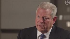 Al Gore: 'climate change deniers won't win' | Guardian Interviews