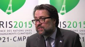 David Heurtel, Environment Minister, Canada