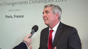 Dirk Forrister, CEO of International Emissions Trading Association (IETA)