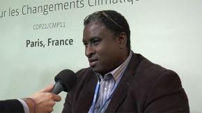 James Kinyangi, CCAFS