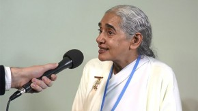 Jayanti Kirpalani, Brahma Kumaris