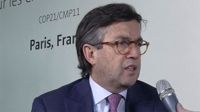 Luis Alberto Moreno, Inter-American Development Bank