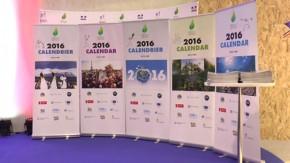 COP21 Calendar 2016 - Launch