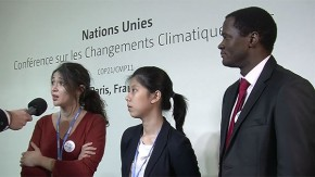 2015 Globe Youth Music Contest on Climate Change