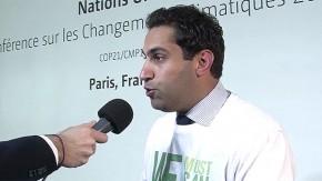 Ahmad Alhendawi, UN Secretary-General's Envoy on Youth