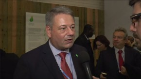 Andra Rupprechter, Minister of Agriculture and Enviroment, Austria
