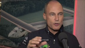 Bertrand Piccard, Solar Impulse