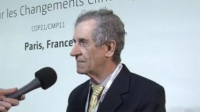Milton Nogueira, Climate Change, UNO